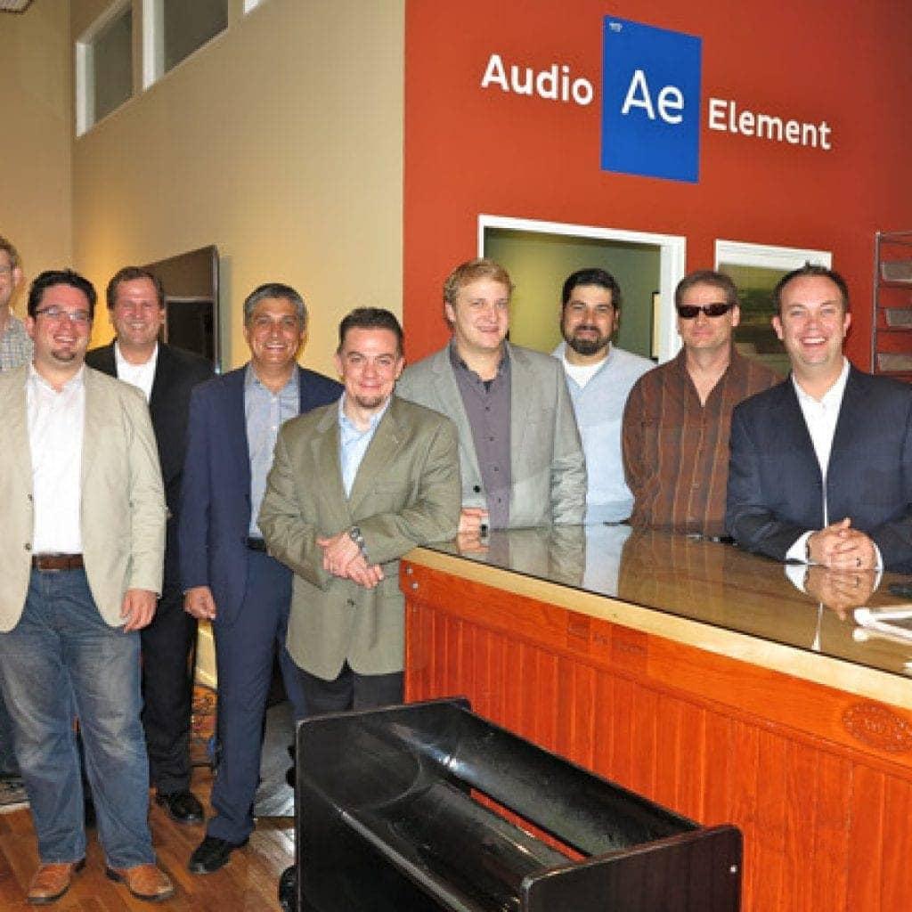 Audio Element Grand Opening