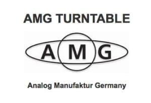 AMG Turntable Logo