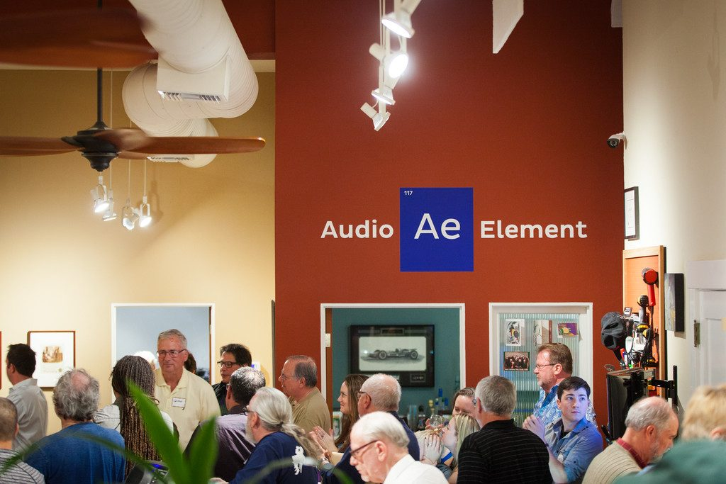 Audio Element Event