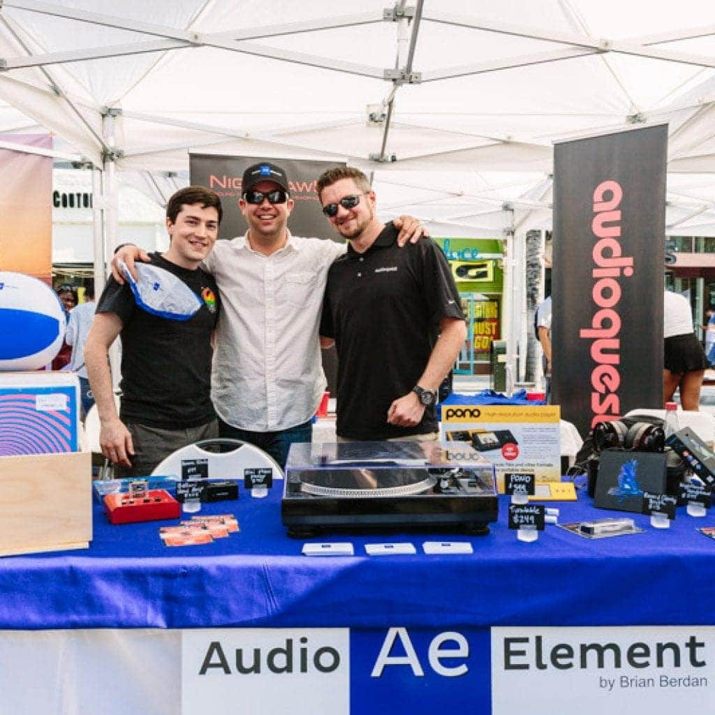 Audio Element Make Music Pasadena