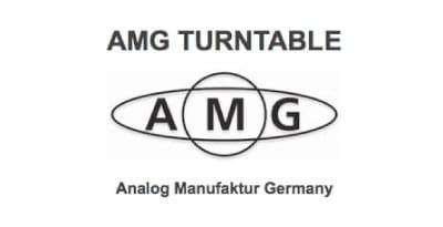 AMG Turntable Logo