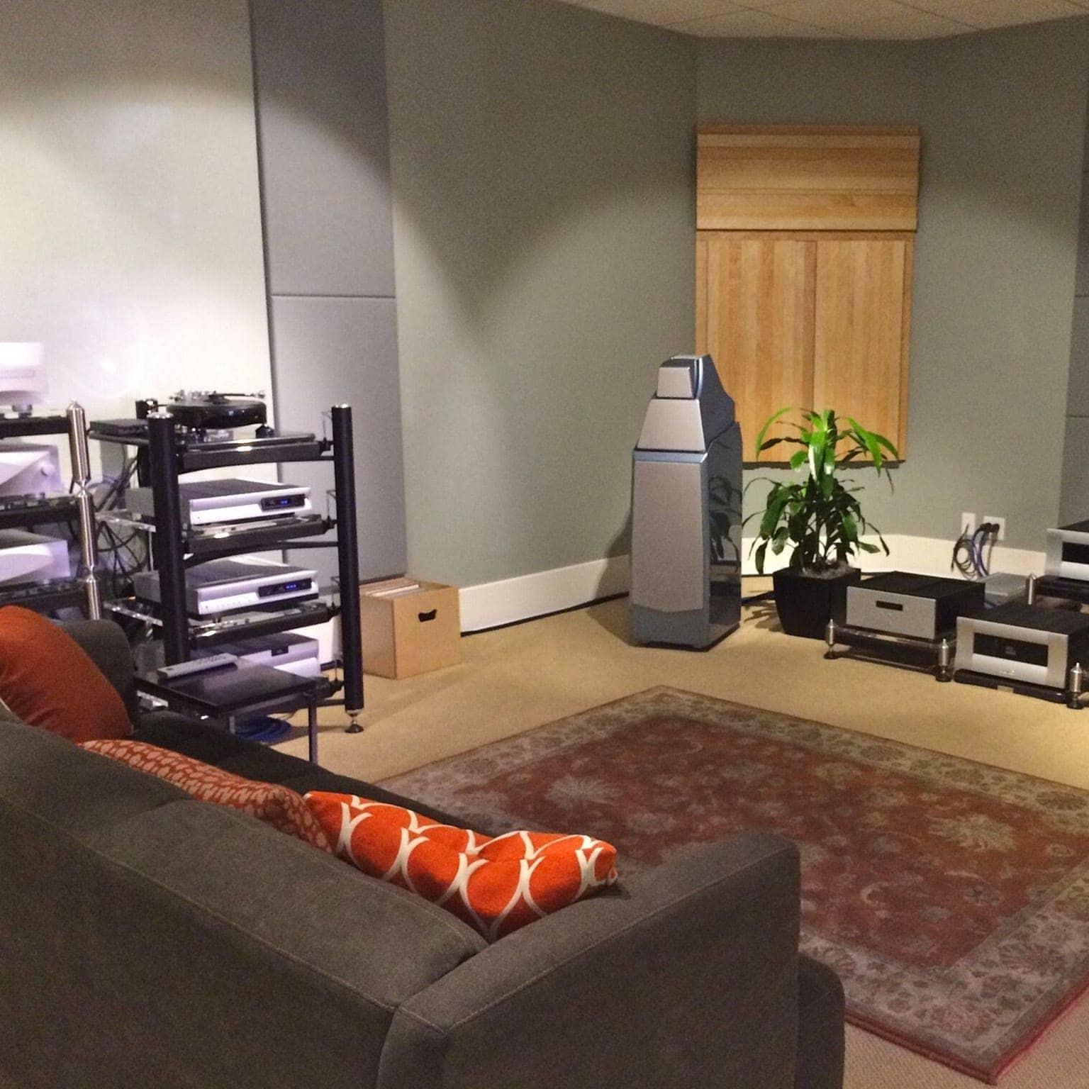 Audio Element Listening Room