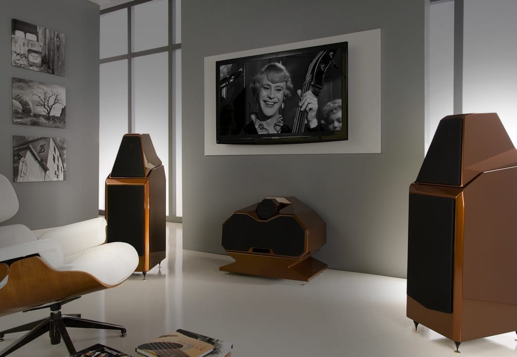Wilson Audio Sasha Speakers