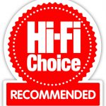What Hi-Fi Recommended Badge