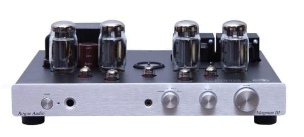 Cronus Magnum amplifier Silver
