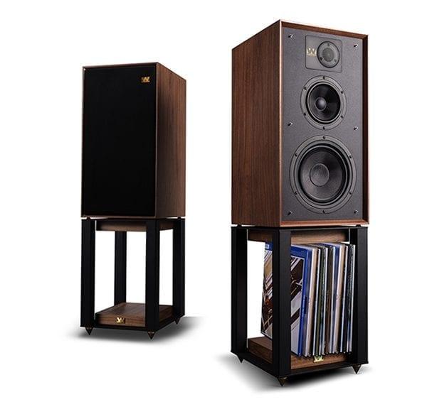 Wharfedale Linton speakers walnut