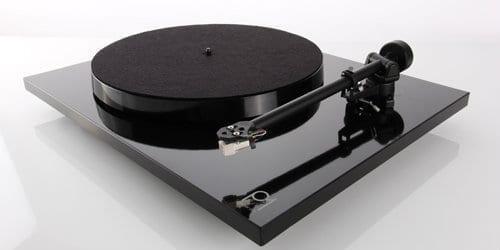 Rega planar 1 turntable in black