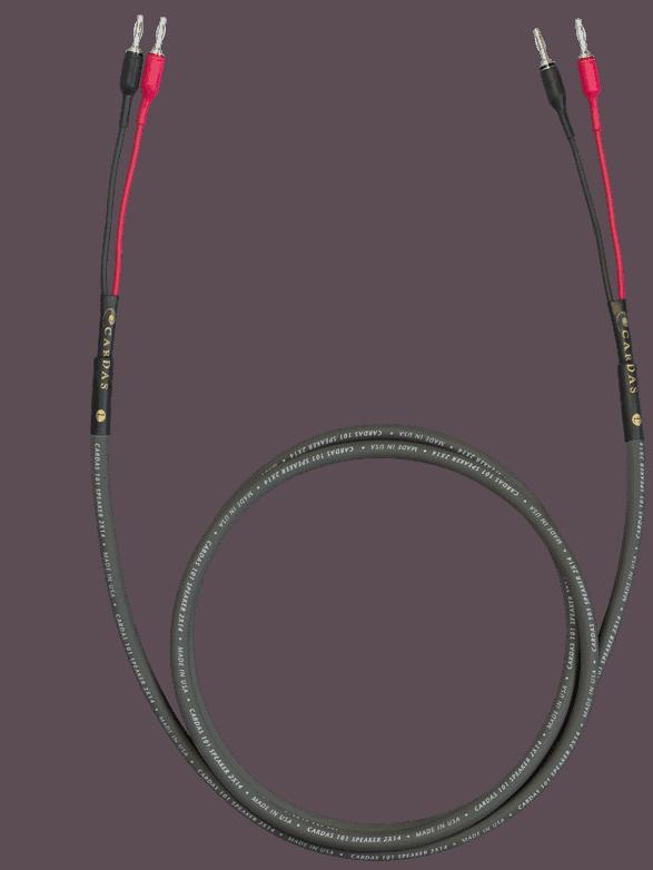 Cardas 101 Speaker cable