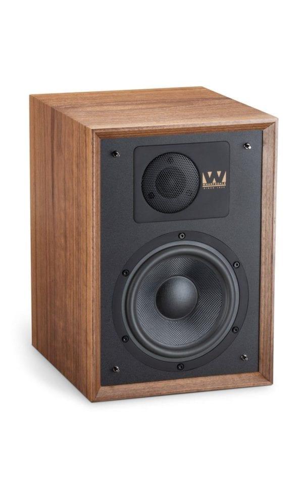 Wharfedale Denton 85th speaker walnut side