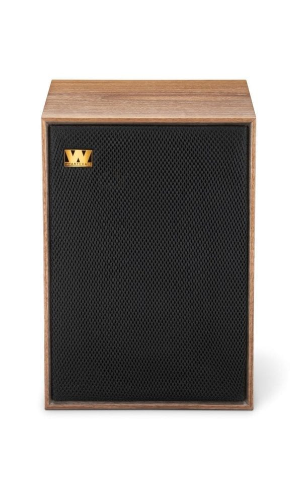 Wharfedale Denton 85th speaker walnut with grill