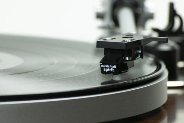 Music Hall Classic Melody cartridge up close
