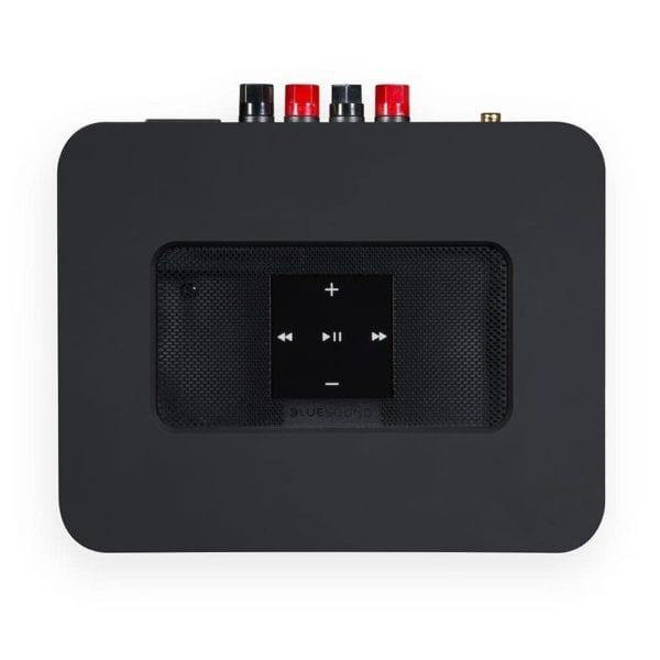 Bluesound Powernode streamer black top view