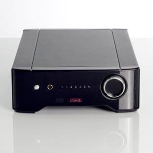 Rega Brio integrated amplifier black
